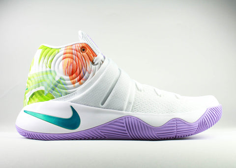 watch 5a7f3 d618e Nike Kyrie 2 Easter Available Now!