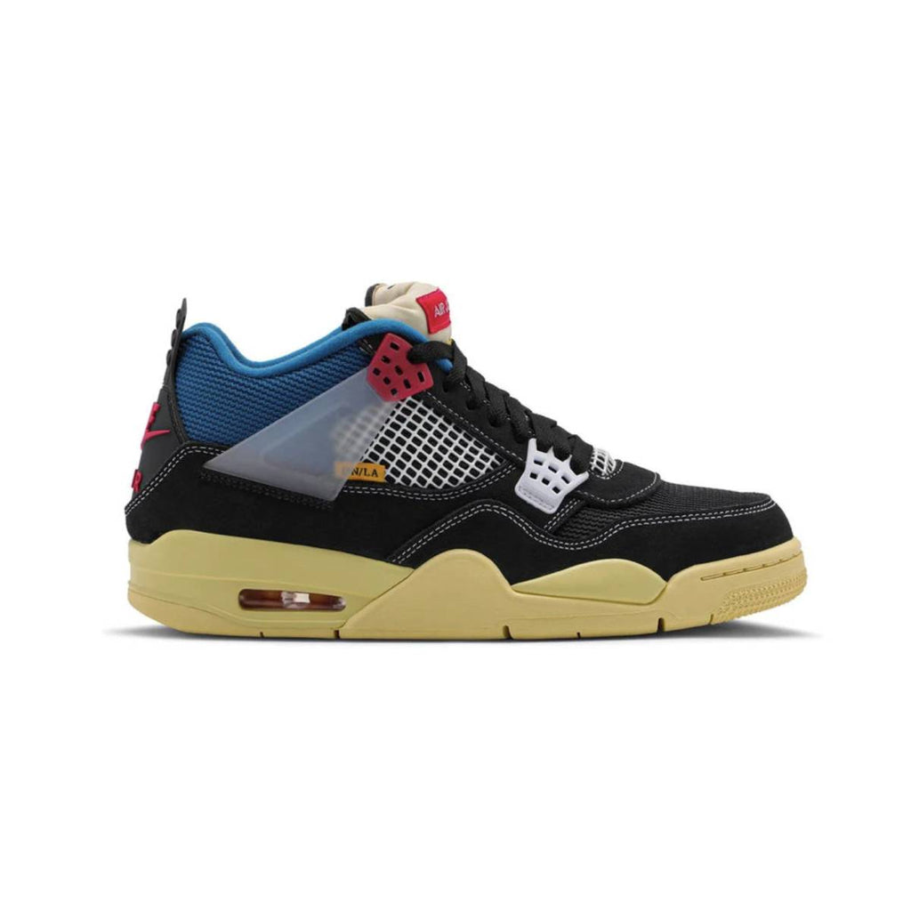 Air Jordan Men's 4 Retro Union Off Noir - KickzStore