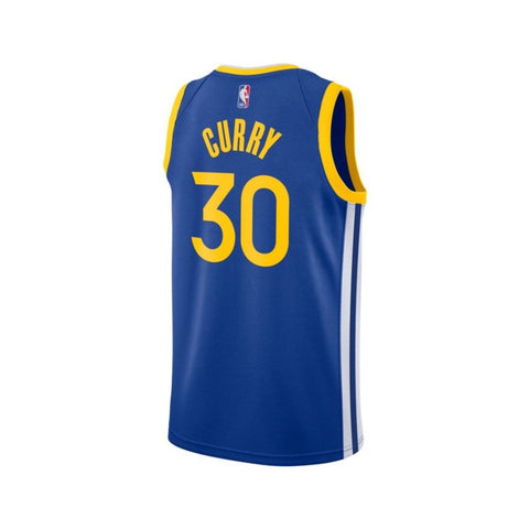 Nike NBA Steph Curry Warriors Swingman Jersey - KickzStore