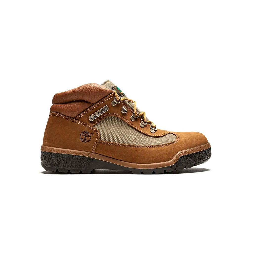 Timberland Men's Medium Brown Nubuck Field Boot