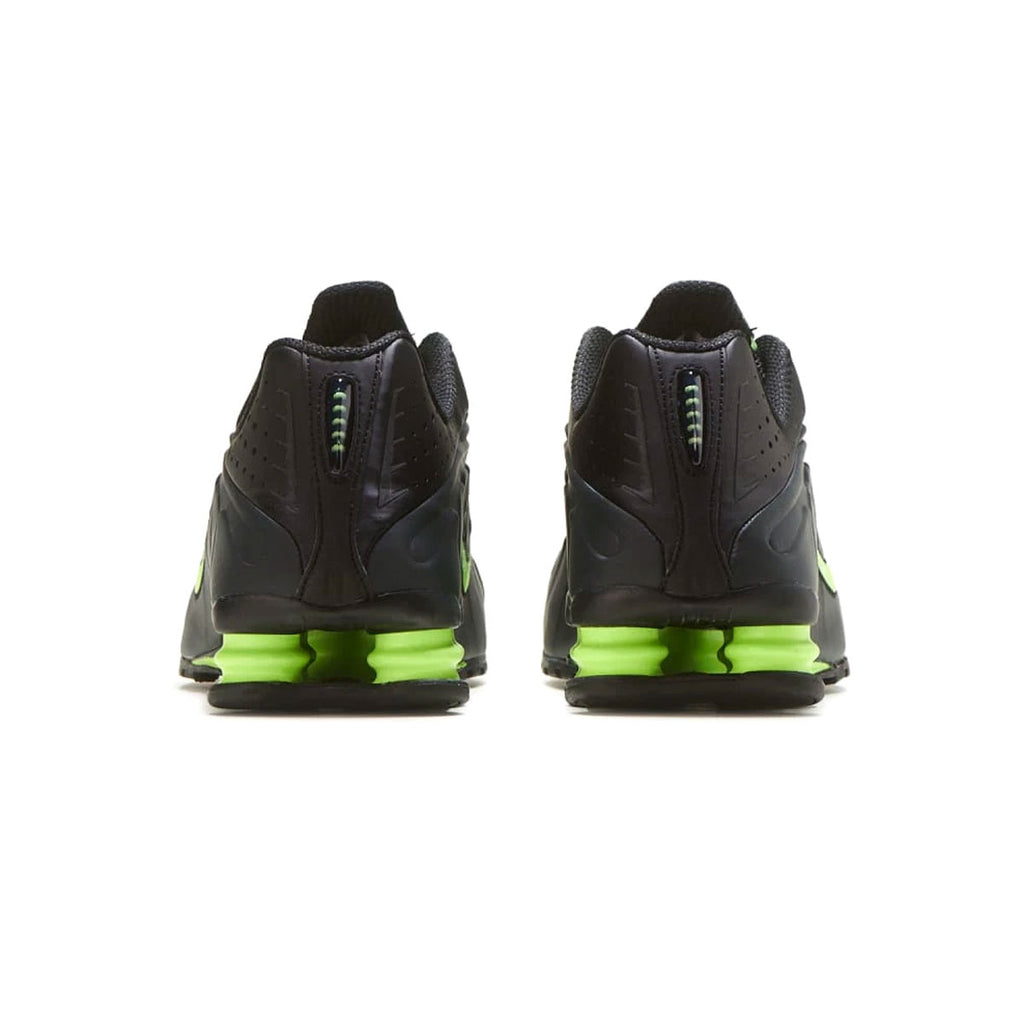 Nike Shox R4 Anthracite Ghost Green