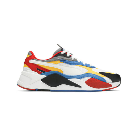 Puma Men's RS-X3 Puzzle Spectra Yellow - KickzStore