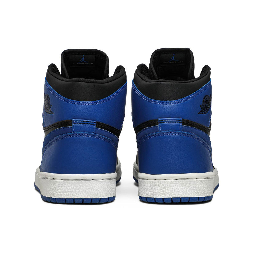 Air Jordan Men's 1 I Retro Black Royal Blue 2001 Release - KickzStore