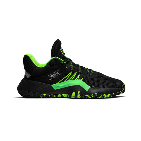 Adidas Men's  D.O.N. Issue #1 Stealth Spider Man - KickzStore