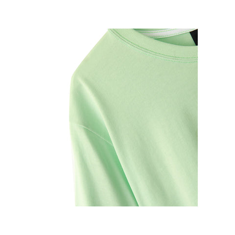 Nike NSW Women's Short Sleeve Crop Top Vapour Green