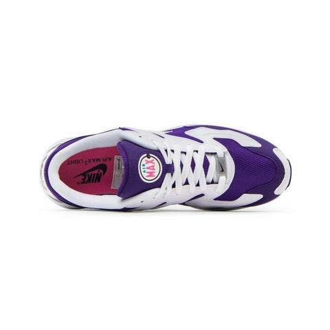 Nike Men's Air Max 2 Light White Purple