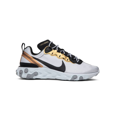 Nike Men's React Element 55 Gold Ranger - KickzStore