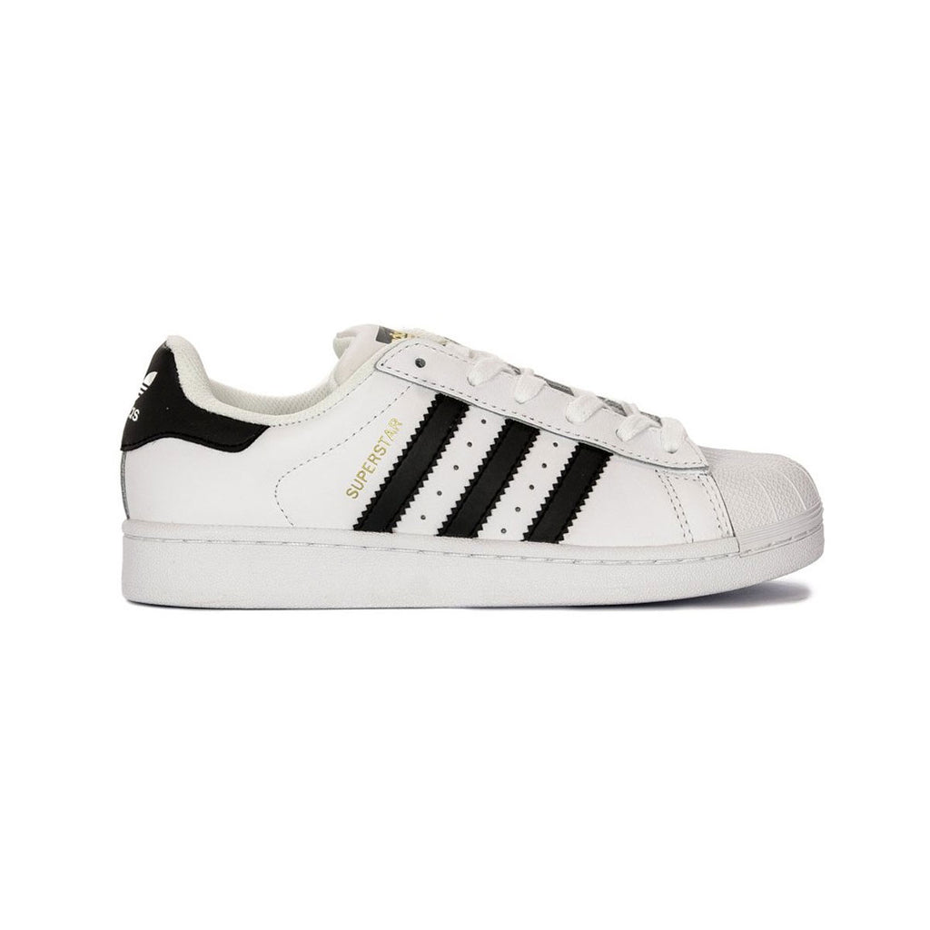 Adidas Originals Men's Superstar White Black