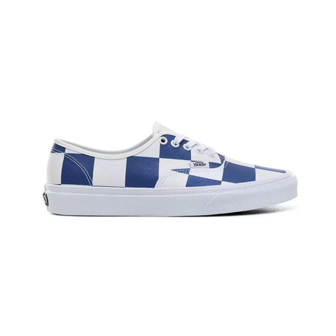 Vans Men's Authentic Leather Checkered