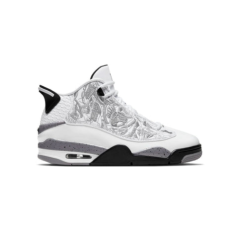 Air Jordan Men's Dub Zero White Cement