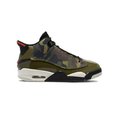 Air Jordan Men's Dub Zero Olive Camo