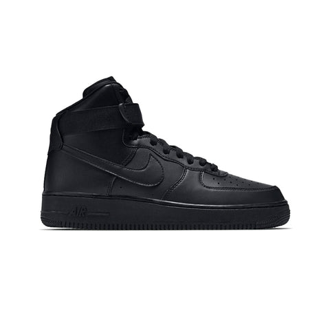 Nike Men's Air Force 1 High 07 Triple Black