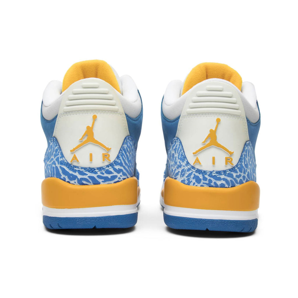 Air Jordan Men's 3 III Retro LS Do the Right Thing DTRT