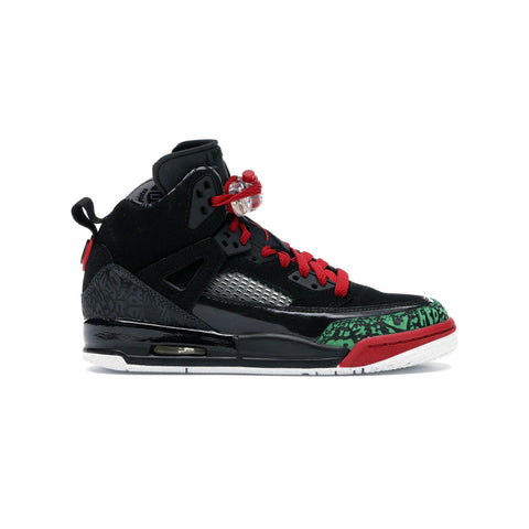 Air Jordan Big Kid's Spizike GS Black Varsity Red