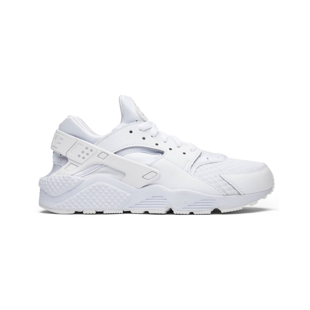 Nike Men's  Air Huarache Triple White Pure Platinum