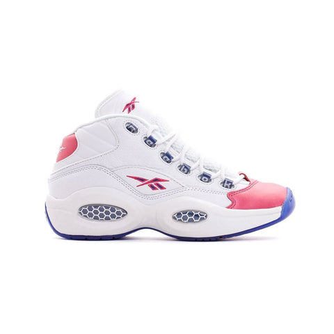 Eric Emanuel x Reebok Men's Question Mid  Pink Toe - KickzStore