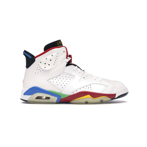 Air Jordan 6 Retro Olympic Flag Beijing