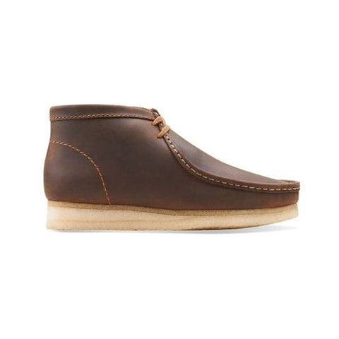 Clarks Originals Men's Wallabee Boot Beeswax