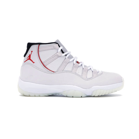 Air Jordan Men's 11 Retro Platinum Tint