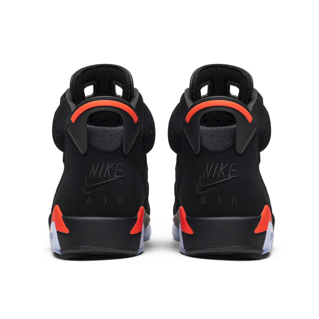 Air Jordan Men's 6 Retro Black Infrared 2019 Release NWOB