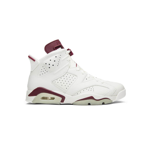 Air Jordan Men's 6 Retro Maroon 2015 Release NWOB