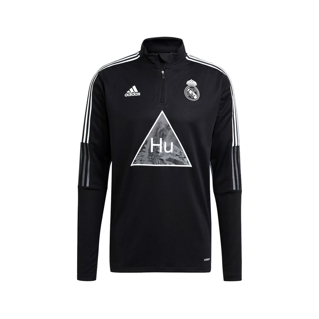 Adidas x Pharrell Williams Real Madrid Human Race Training Top - KickzStore