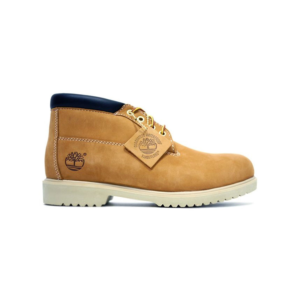 Timberland Men's Waterproof Chukka Nubuck Leather Boots