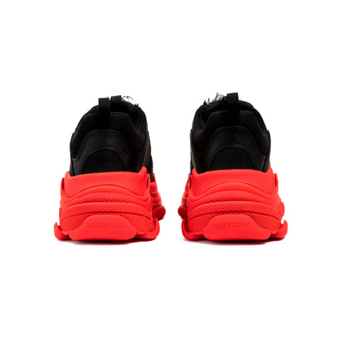 Balenciaga Triple S Trainer 'Black Red' - KickzStore