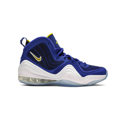 Nike Men's Air Penny V Blue Yellow
