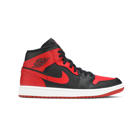 Air Jordan 1 Mid Bred Banned 2020 Release - KickzStore