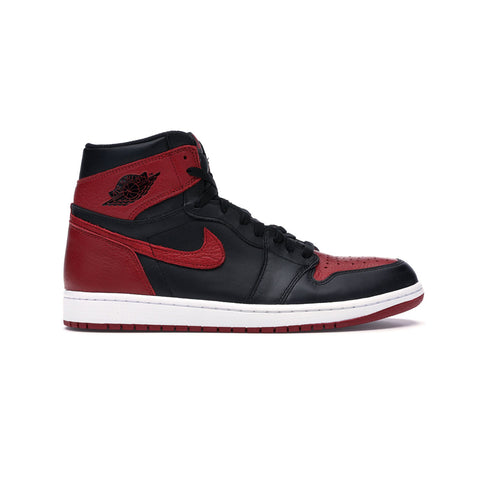 Air Jordan Men's 1 I Retro High OG Bred Banned 2016 Release