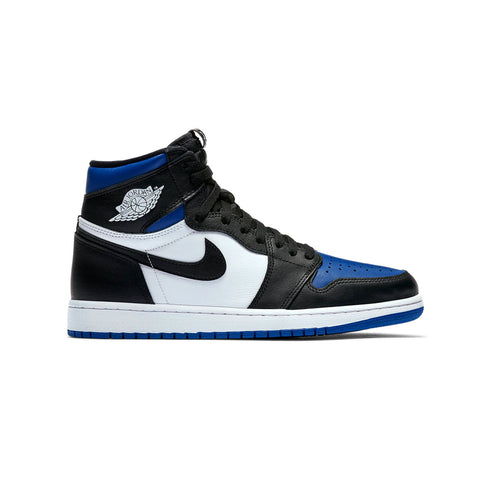 Air Jordan Men's 1 Retro High Royal Toe