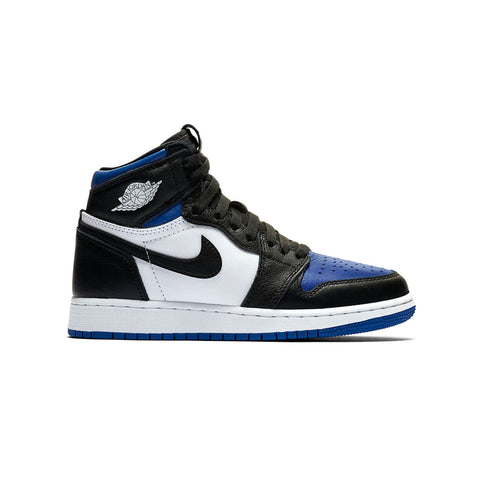 Air Jordan 1 Retro High OG GS Royal Toe - KickzStore