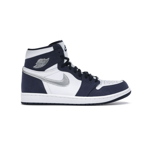 Air Jordan 1 Big Kid's GS Retro High Midnight Navy - KickzStore