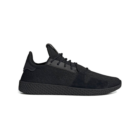 Pharrell x Adidas Men's Tennis Hu V2 Triple Black - KickzStore