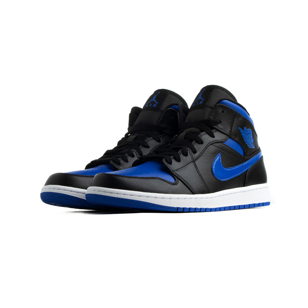 Air Jordan Men's 1 Mid Royal - KickzStore