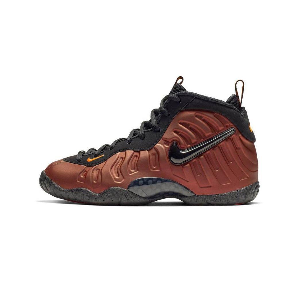 Nike Foamposite Little Posite Pro GS Color Shift Hyper Crimson Basketball Shoes