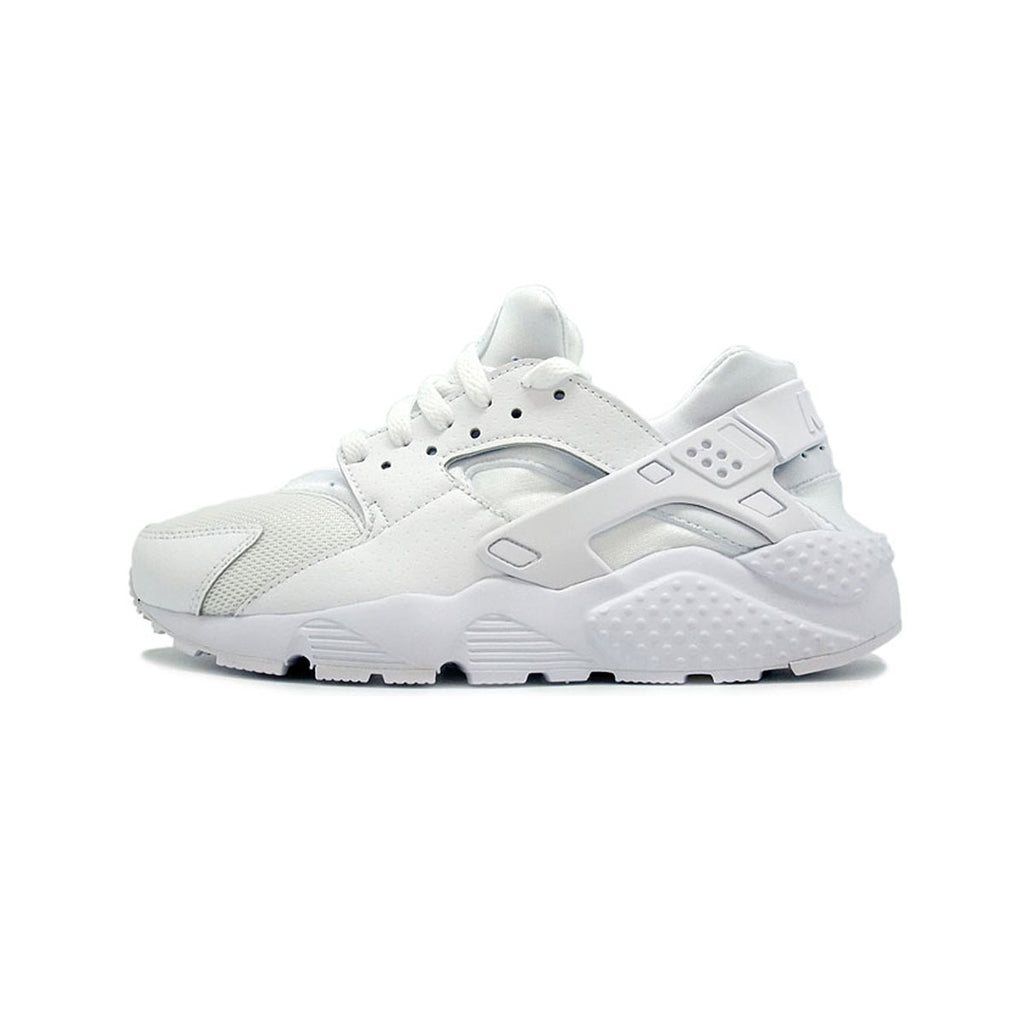 Nike Big Kid's Huarache Run GS White Pure Platinum