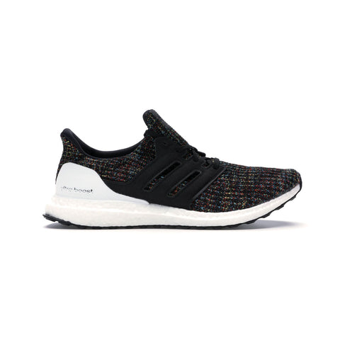Adidas Men's Ultraboost 4.0 Black Multicolor