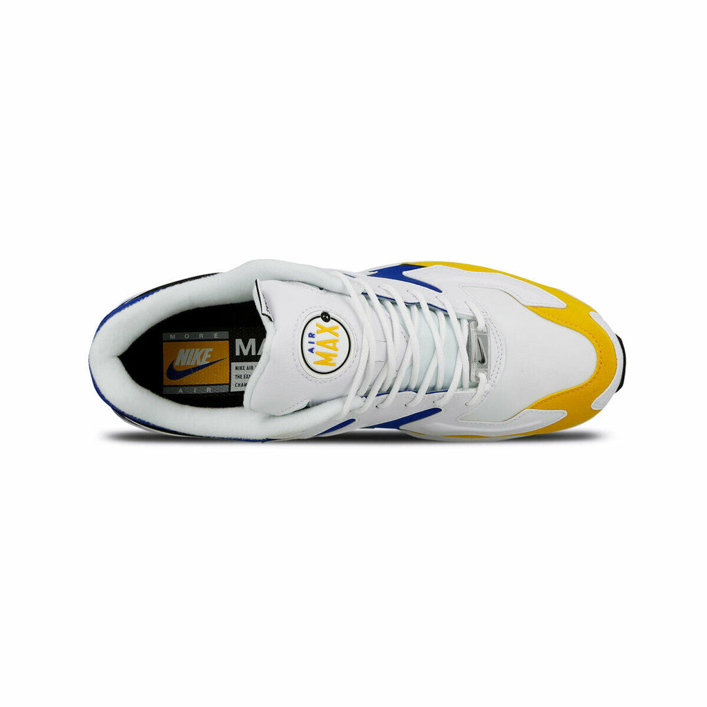 Nike Men's Air Max 2 Light University Gold - KickzStore