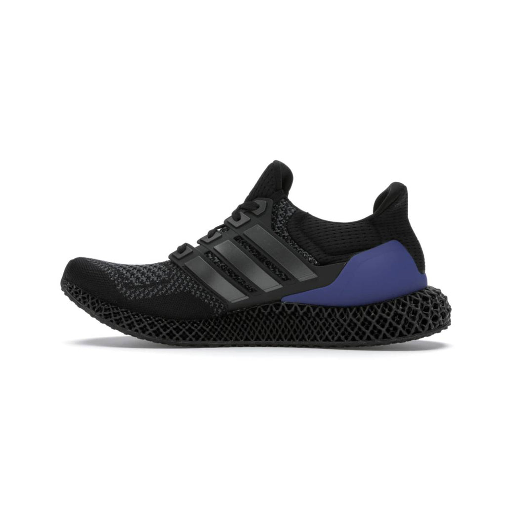 Adidas Men's Ultra4D Black Purple Ultraboost OG - KickzStore