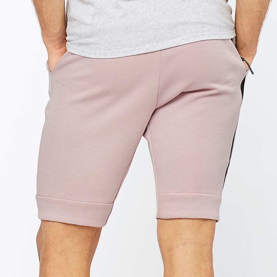 Nike Men's Sportswear Tech Fleece Shorts Particle Rose 805160 -684