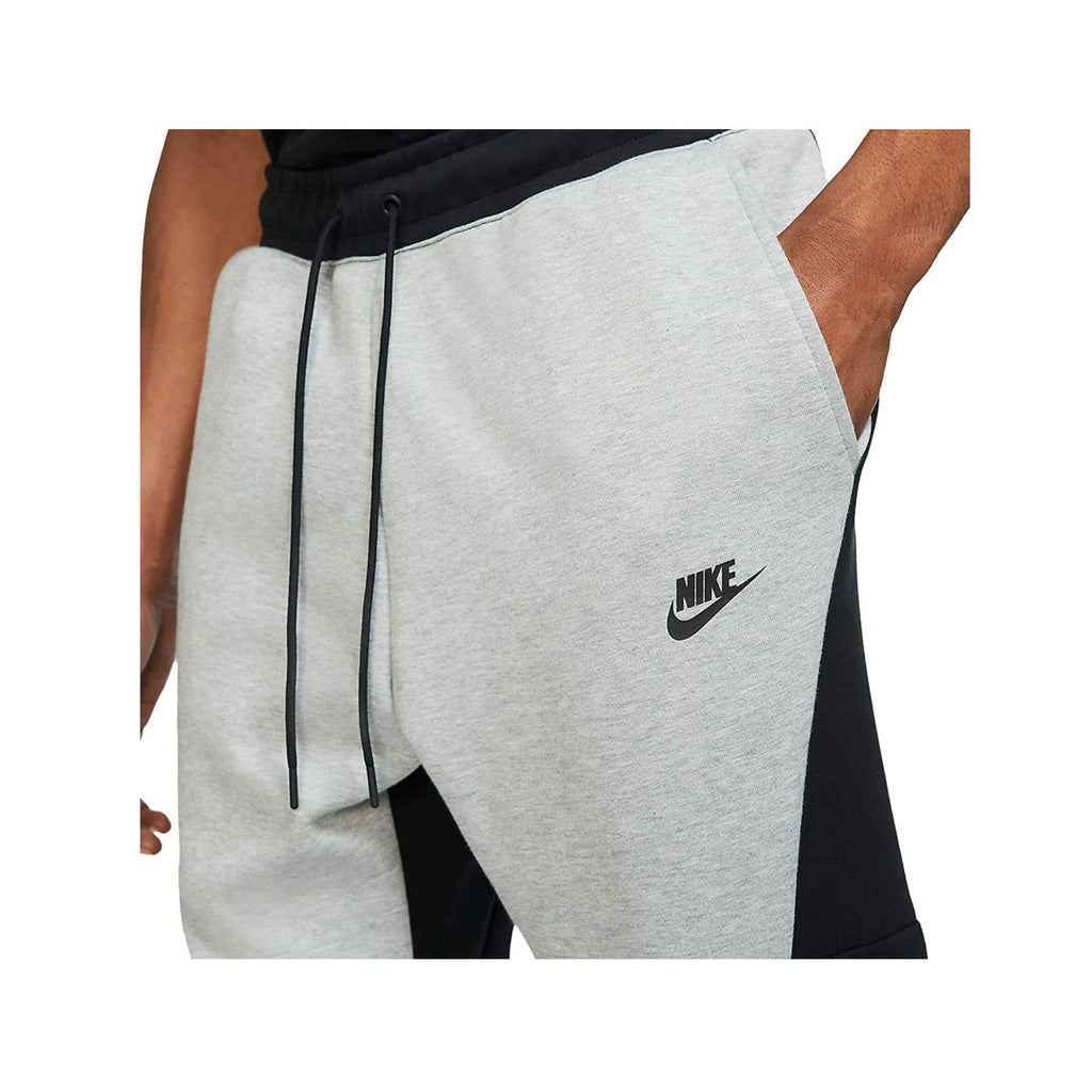 Nike Men's Sportswear Tech Fleece Joggers Gray Black