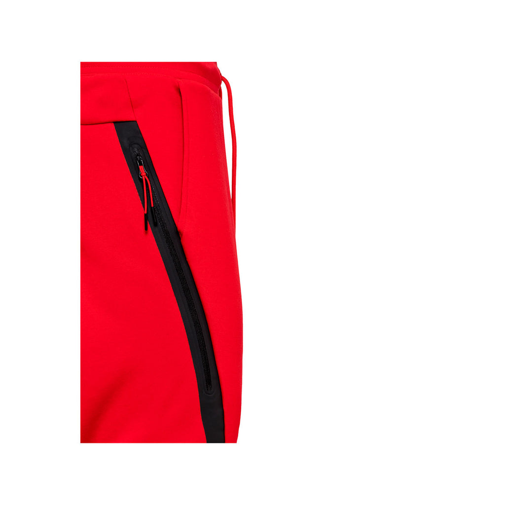 Nike Men's NSW Sportswear Tech Fleece Jogger University Red White