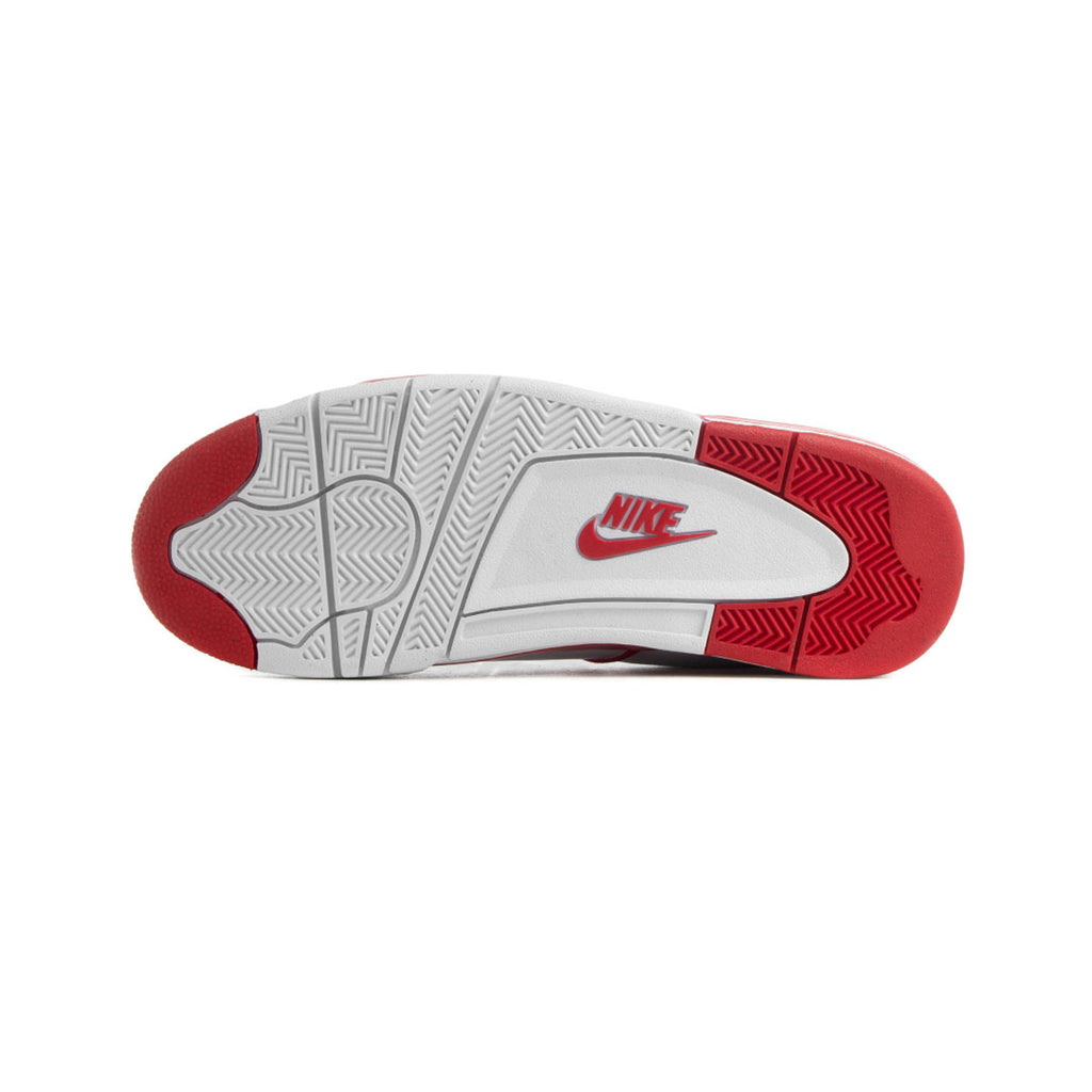 Nike Men's Air Flight 89 LE OG White University Red