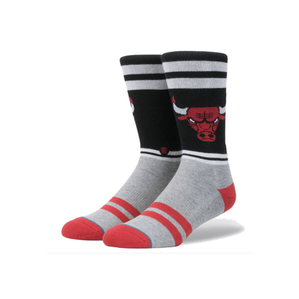 Stance NBA Casual City Gym Bulls Socks - KickzStore