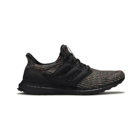 Adidas Men's Ultra Boost 3.0 Black Multi-Color