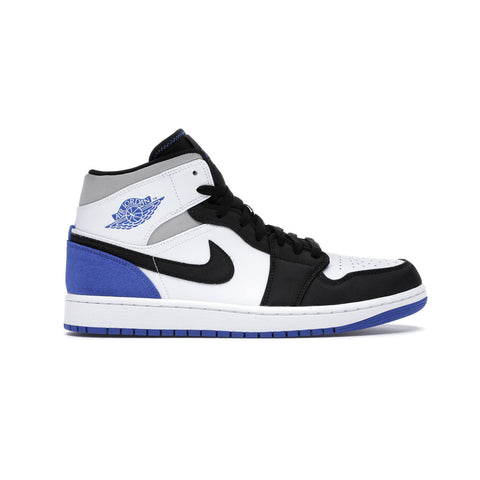 Air Jordan Men's 1 Mid SE Union Royal Blue White