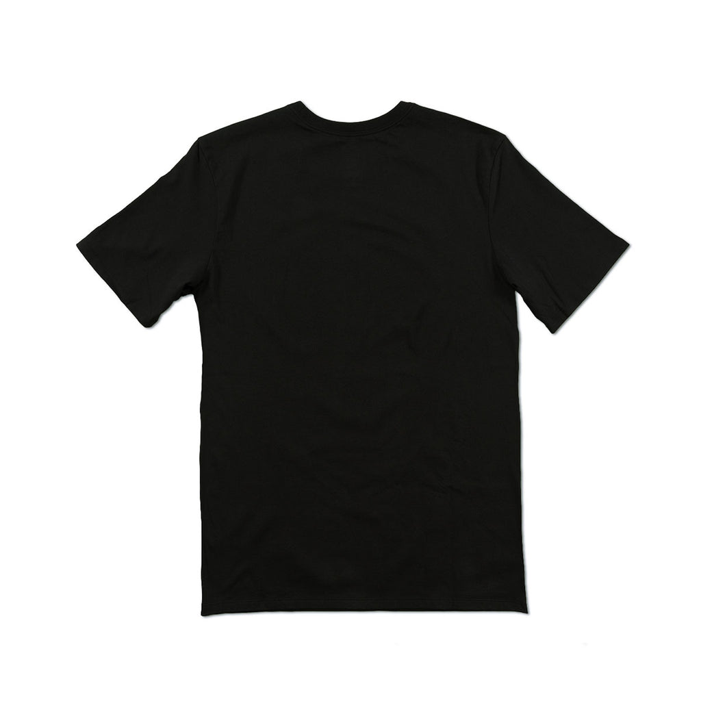Air Jordan Men's JSW Portrait Photo Black T-Shirt