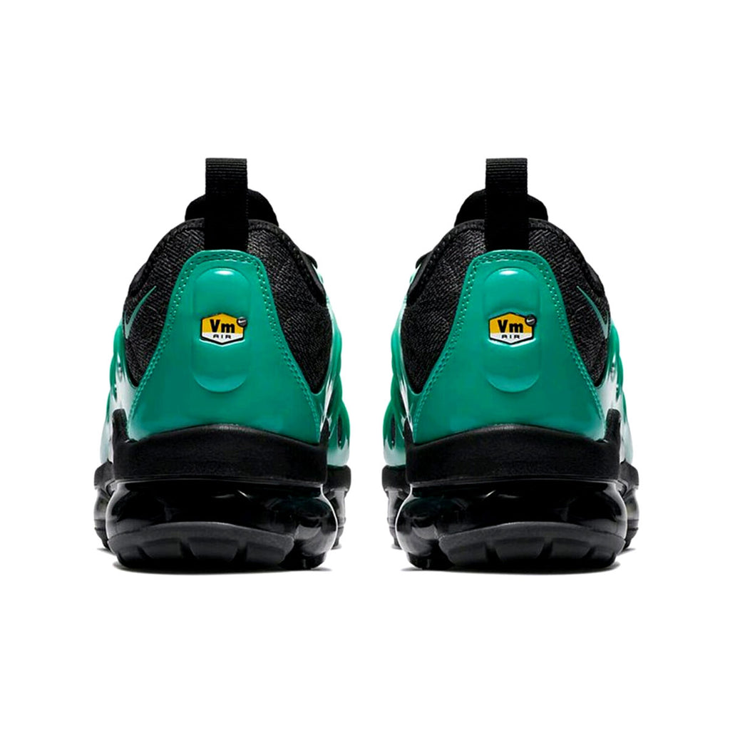 Nike Men's Air Vapormax Plus Black Clear Emerald